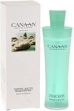 Kup PRZECENA! Wodny tonik do twarzy do skóry normalnej i suchej z minerałami i ziołami z Morza Martwego - Canaan Minerals & Herbs Toning Water Normal to Dry Skin *