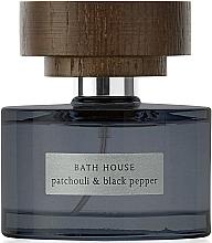 Kup PRZECENA! Bath House Patchouli & Black Pepper - Perfumy *