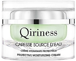Kup Nawilżający krem do twarzy - Qiriness Caresse Source d'Eau Protective Moisturizing Cream
