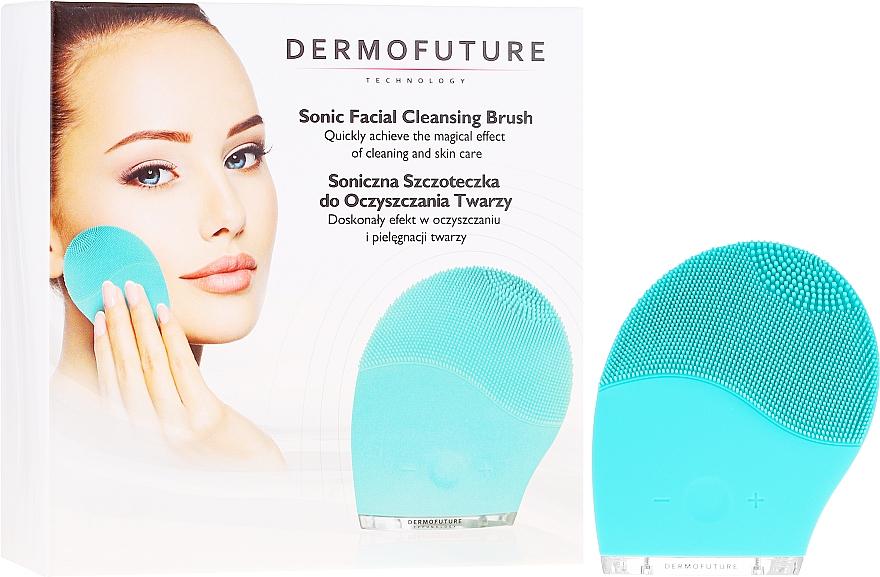 Szczoteczka soniczna do oczyszczania twarzy - Dermofuture Technology