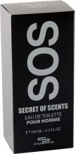 Kup Sterling Parfums SoS Secret of Scent For Men - Woda toaletowa