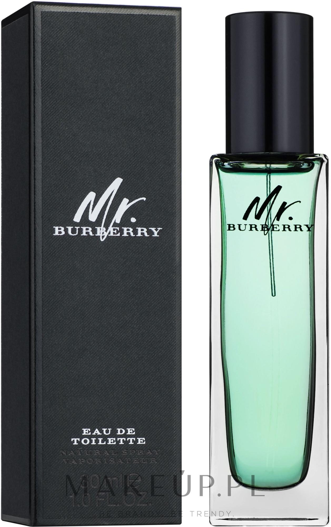 Burberry Mr. Burberry - Woda toaletowa — фото 30 ml