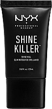 Kup Matująca baza pod makijaż - NYX Professional Makeup Shine Killer