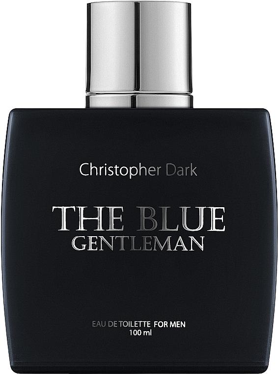 Christopher Dark The Blue Gentleman - Woda toaletowa