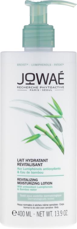 Rewitalizujące mleczko nawilżające do ciała - Jowaé Revitalizing Moisturizing Lotion — фото N1