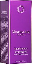 Kup Przeciwstarzeniowy korektor do twarzy - Mineralium Youth Source Age Corrector Advanced Youth Complex