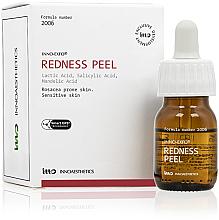 Kup PRZECENA! Delikatny peeling chemiczny do skóry wrażliwej i skłonnej do trądziku różowatego - Innoaesthetics Inno-Exfo Redness Peel *