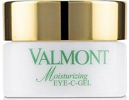 Kup Nawilżający żel do skóry wokół oczu - Valmont Moisturizing Eye-C Gel