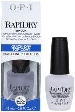 Kup Szybkoschnący lakier nawierzchniowy do paznokci - O.P.I RapiDry TopCoat