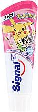 Kup Pasta do zębów dla dzieci 7+ Delikatna mięta - Signal Junior Pokemon Pink