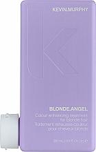 Kup Koloryzujący balsam pielęgnacyjny do włosów blond - Kevin.Murphy Blonde.Angel Hair Treatment