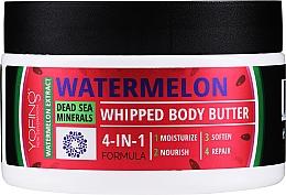 Kup Masło do ciała Arbuz - Yofing Dead Sea Minerals Watermelon Whipped Body Butter