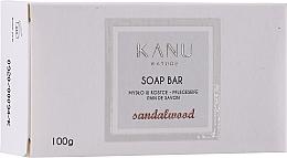 Kup Mydło w kostce do rąk i ciała Drzewo sandałowe - Kanu Nature Soap Bar Sandalwood