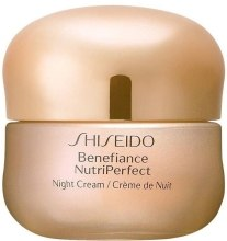 Kup Krem do twarzy na noc - Shiseido Benefiance NutriPerfect Night Cream