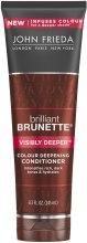 Kup Odżywka do włosów brązowych - John Frieda Brilliant Brunette Visibly Deeper Conditioner