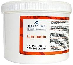 Kup Antycellulitowy krem z cynamonem - Hristina Professional Anti Cellulite Firming Cream