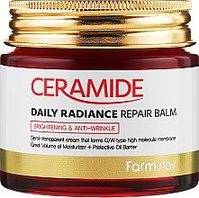 Kup Rozjaśniający krem-balsam do twarzy z ceramidami - FarmStay Ceramide Daily Radiance Repair Balm