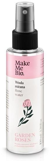 Woda różana do cery suchej i wrażliwej - Make Me Bio