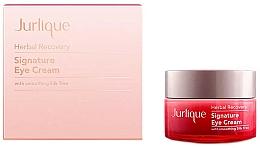 Kup Ujędrniający krem wygładzający pod oczy - Jurlique Herbal Recovery Signature Eye Cream