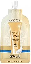 Kup Krem przeciwsłoneczny do twarzy SPF 50 - Beausta UV Protector Sunscreen SPF50