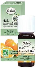 Kup Organiczny olejek eteryczny Pomarańcza - Galeo Organic Essential Oil Orange