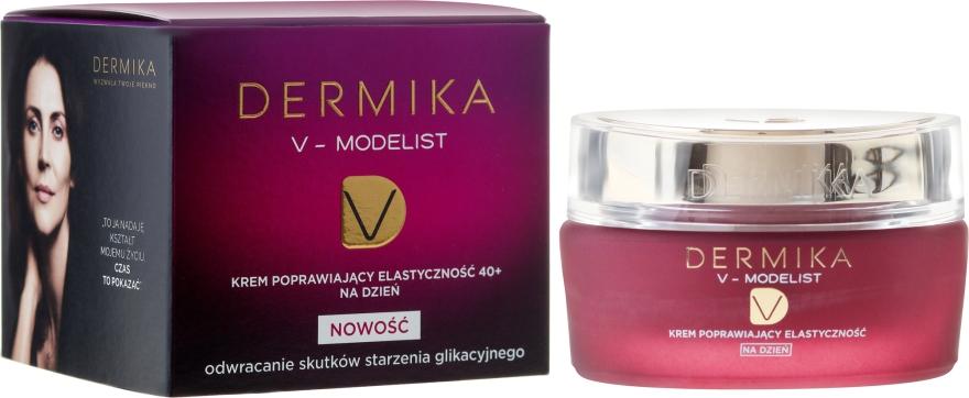 Krem do twarzy na dzień - Dermika V-Modelist Cream 40+ — фото N1