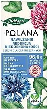 Kup Nawilżające serum redukujące niedoskonałości dla cery mieszanej - Polana