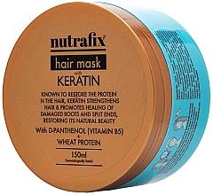 Kup Nawilżająca maska do włosów z keratyną - Nutrafix Hair Mask With Keratin