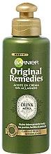 Kup Krem z olejkiem z oliwek do włosów suchych - Garnier Original Remedies Olive Oil Mythical Cream