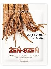 Kup Energetyzująca maseczka do twarzy Żeń-szeń - Conny Red Ginseng Essence Mask