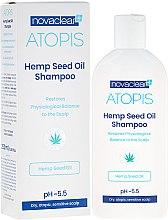 Kup Szampon z organicznym olejem z konopi - Novaclear Atopis Hemp Seed Oil Shampoo