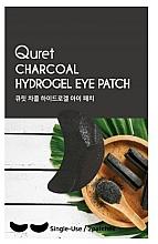 Kup Hydrożelowe płatki pod oczy - Quret Charcoal Hydrogel Eye Patch