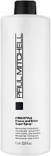 Kup Nabłyszczający spray do stylizacji włosów - Paul Mitchell Firm Style Freeze & Shine Super Spray