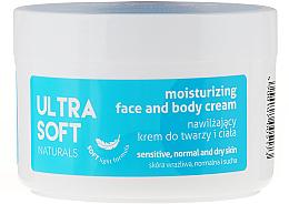 Kup PRZECENA! Nawilżający krem do twarzy i ciała - Ultra Soft Naturals *