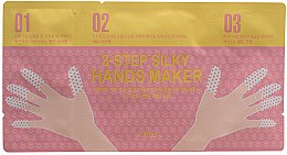 Kup Trzyetapowa maska do rąk i paznokci - A'pieu 3-Step Silky Hands Maker