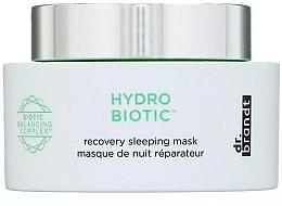 Kup Rewitalizująca maska do twarzy na noc - Dr. Brandt Hydro Biotic Recovery Sleeping Mask