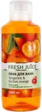 Kup Płyn do kąpieli Sycylijska pomarańcza i mandarynka - Fresh Juice Tangerine and Sicilian