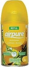 Kup Odświeżacz powietrza w sprayu Cytrusy - Airpure Air-O-Matic Refill Citrus Zing