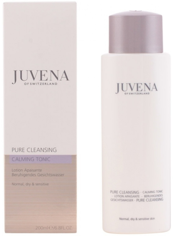 Kojący tonik do twarzy - Juvena Pure Cleansing Calming Tonic — фото N1