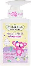 Kup Nawilżający balsam do ciała dla dzieci Naturalny czas kąpieli - Jack N' Jill Sweetness Moisturiser Natural Bathtime