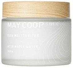 Kup Nawilżający krem do twarzy z ekstraktem soku klonowego drewna - May Coop? Raw Moisturizer
