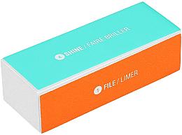 Kup Profesjonalny pilnik do paznokci - Tools For Beauty 4-way Nail Buffer Block Regular