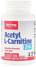 Kup PRZECENA! Acetylokarnityna w kapsułkach - Jarrow Formulas Acetyl L-Carnitine 250 mg *