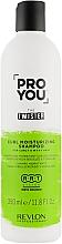Kup Szampon do włosów kręconych - Revlon Professional Pro You The Twister Shampoo