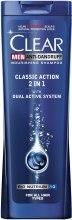 Kup Przeciwłupieżowy szampon do włosów 2 w 1 dla mężczyzn - Clear Vita Abe Men Anti-Dandruff Classic Action 2in1 Nourishing Shampoo