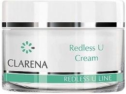 Kup Krem na trądzik różowaty z amborą i witaminą U - Clarena Redless U Cream