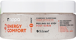 Kup Peeling cukrowy do stóp - Silcare Nappa Natural Sugar Foot Scrub