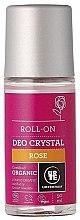 Kup Organiczny dezodorant w kulce Róża - Urtekram Rose Crystal Deo Roll-On
