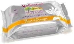 Mydło w kostce Pomarańcza - Ma Provence Orange Blossom Marseille Soap — фото N1