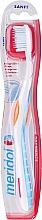 Kup Szczoteczka do zębów, miękka, pomarańczowo-niebieska - Meridol Halitosis Soft Toothbrush